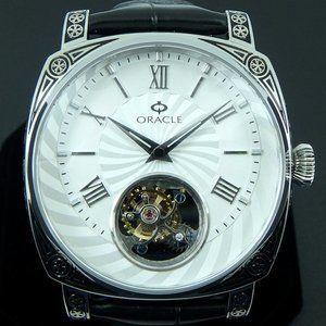 Oracle Tourbillon Luxury Men's Watch - Artisan